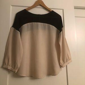 Anne Taylor petite blouse (M)